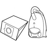 LG Replacement Vacuum Cleaner Paper Dust Bags SDB255