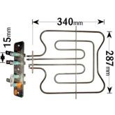 Indesit Cooker Oven/Grill Element ELE2022