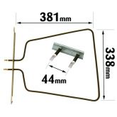 Philips Whirlpool Cooker Lower Oven Element 1000W ELE2500