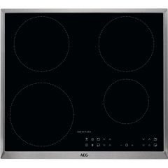 AEG IKB64301XB 058IKB64301XB Induction Hob  Adjustable Timer,Clean As You Cook, Power Boost Button,