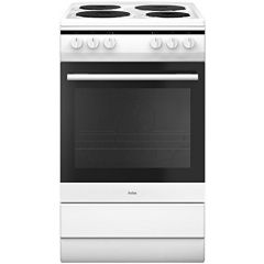 Amica 508EE1W Feeestanding 50cm Electric Cooker In White