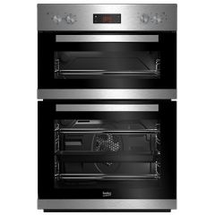 Beko CDF22309X Double Built in Oven Stainless Steel
