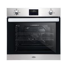 Belling BI602FPCT Single Built In Oven 73L Catalytic Liners, Bluetooth Connectivity, Timer White Led