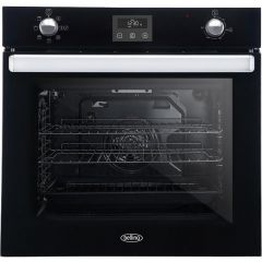 Belling BI602FPCTBLK Built In Single Oven, A Rated, Electric, 73L Capacity, Fan Oven, Variable Inter