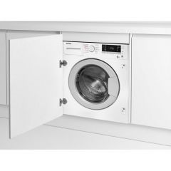 Blomberg LRI285411 LRI285411 Built In 1400 Spin 8kg Wash 5kg Dry Washer Dryer A Energy Rated, 16 Pro