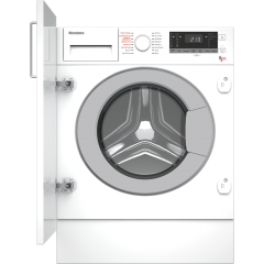 Blomberg LRI2854310 8Kg/5Kg 1400 Spin Built In Washer Dryer - White - A Energy Rated