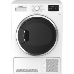 Blomberg LTK21003W 036LTK21003W 10kg Condenser Tumble Dryer B Energy Rated, 16 Programmes, Interior
