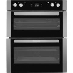 Blomberg OTN9302X Built Under Double Electric Oven in Stainless Steel
