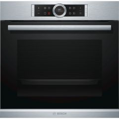 Bosch HBG674BS1B Pyrolytic Oven Serie 8 Stainless Steel With Soft Close Door