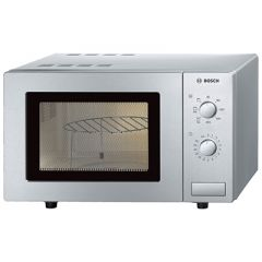 Bosch HMT72G450B Combination Microwave 800W 17L in Brushed Steel