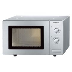 Bosch HMT72M450B Microwave Oven 800w 17L Brushed Steel