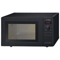 Bosch HMT84M461B HMT84M461B Microwave, 900W, 25 Litres, Electronic Control, Side Opening Door, 31.5c