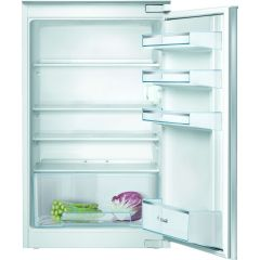 Bosch KIR18NSF0G Serie 2 88X54 Built In Fridge, Multibox, 15 Watt Light, 4 Glass Shelves, Sliding Hi
