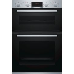 Bosch MBS533BS0B Built In Double Oven Stainless Steel