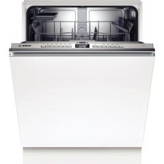 Bosch SGV4HAX40G Full Size Built-In Dishwasher - Steel - 13 Place Settings