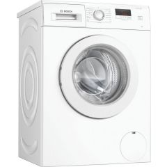 Bosch WAJ24006GB 1200 Spin 7Kg Washing Machine, A+++ Energy Rated, 14 Programmes, Delay Start, Hand