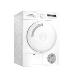 Bosch WTH84000GB 8Kg Heat Pump Tumble Dryer - White - A+ Energy Rated