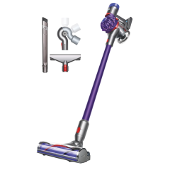 Dyson V7ANIMALKIT V7animal Cordless Vacuum Cleaner - 30 Minute Run Time With Complete Cleaning Kit
