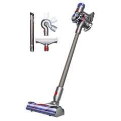 Dyson V8ANIMALKIT V8 Animal Cordless Vacuum Cleaner - 40 Minute Run Time With Complete Cleaning Kit