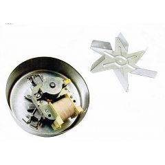 Flavel FVLA097769 FLAVEL Fan Motor + Housing