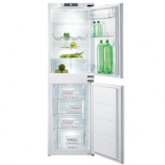 Gorenje NRCI4181CW Built-in Integrated fridge/freezer, frost free 50/50 162L / 88L 177.5 cm high, Wh