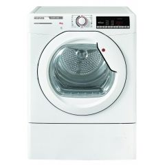 Hoover HLXV9TG 9kg Vented Tumble Dryer - White - TBC Energy Rated
