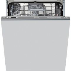Hotpoint HEI49118C 13 Place Settings Integrated Full Size Dishwasher - A+ Energy Rated