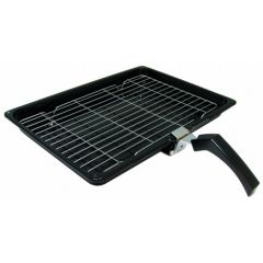 Creda/Hotpoint Cooker Oven Grill Pan Complete HPTC00149134