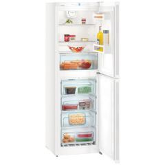 Liebherr CN4213 No Frost Fridge Freezer Freestanding In White 60cm Wide