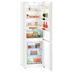 Liebherr CN4313 No Frost Fridge Freezer Freestanding In White 60cm Wide