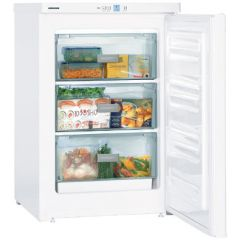 Liebherr G1213 Under Counter Freezer In White 55cm wide
