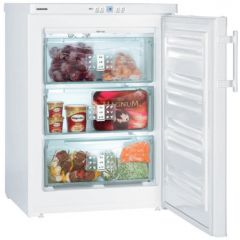 Liebherr GN1066 Under Counter Freezer 60cm Wide In White