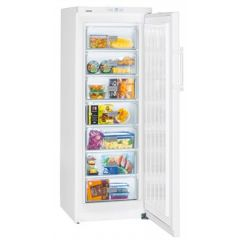 Liebherr GP2733 White 60 Comfort A++ 7 Freezer Drawers, SmartFrost, FrostProtect 164.4/60.0/63.2 224