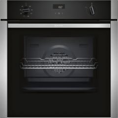 Neff B4ACF1AN0B Slide & Hide Single Built in oven 13amp