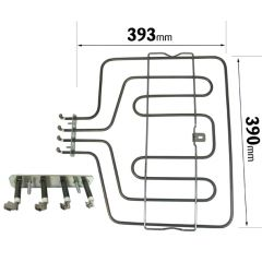 Bosch Oven Grill Element ELE2123