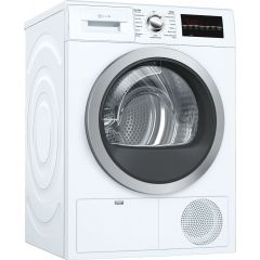 Neff R8580X3GB Capacity 9Kg, Allergy plus, Time delay/time remain, large LED display, Rapid 40, silv