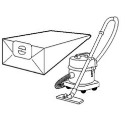 Numatic George Vacuum Cleaner Paper Dust Bags SDB140