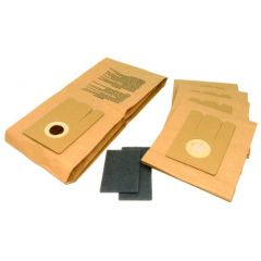 Proaction Replacement Upright Vacuum Cleaner Paper Dust Bags SDB334