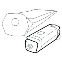 Spinney Rotel Replacement Vacuum Cleaner Paper Dust Bags SDB120