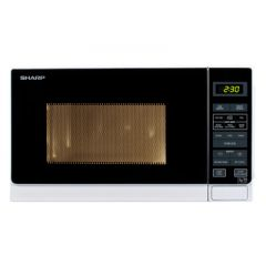 Sharp R272WM Microwave 20 Litre In White 800w