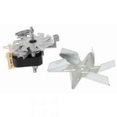 Compatible Belling Fan Motor MTR307 Replacement For BEL081581800