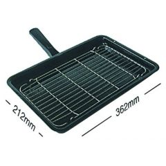 Tricity Cooker Grill Pan Complete CS78