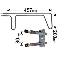 Tricity Cooker Oven Element 1600W ELE4011