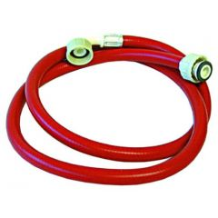 Universal Washing Machine/Dishwasher Fill Hose 1.5mtr Red FWH18