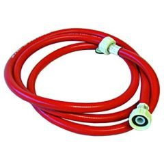Universal FWH20P 2.5Mtr Red Fill hose