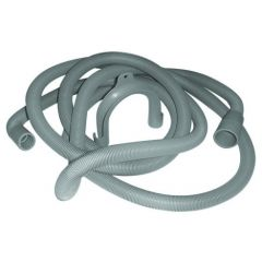 Creda, Hotpoint Washing Machine Large Bore Drain Hose 2.5MTR dwh52