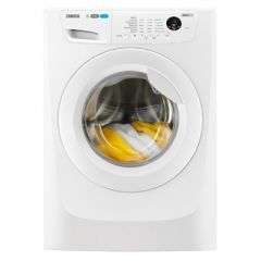Zanussi ZWF91283W Washing Machine Large 9Kg Wash Load 1200 Spin Speed A+++AB Energy Rated