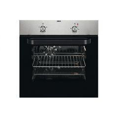 Zanussi ZZB30401XK Built In Single Oven Anti-Fingerprint Stainless Steel