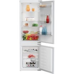Zenith ZICSD373 Built-in Static Fridge Freezer - A+ Energy Rated