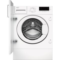 Zenith ZWMI7120 Built In 7kg 1200 Spin Washing Machine - White - A+++ Energy Rated